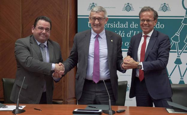 La universidad capgemini y caja rural de asturias crean for Oficinas randstad madrid