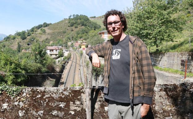 Guillermo Bas, guía de la ruta.