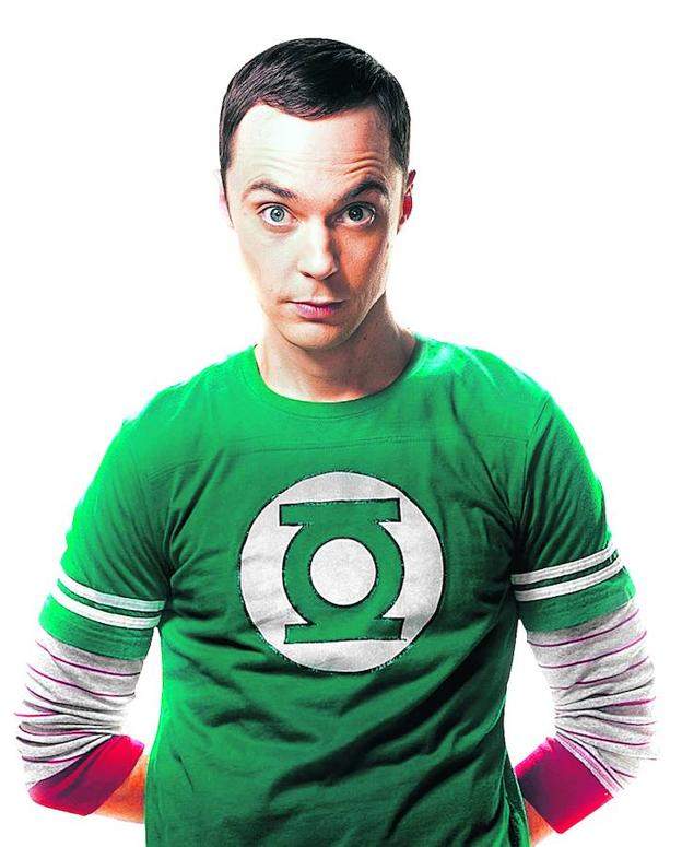 Jim Parsons, protagonista de 'The Big Bang Theory'.