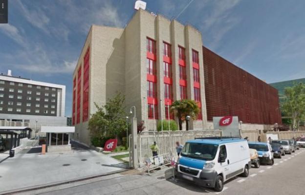Sandra ortega ofrece 38 millones por el edificio de la for Oficinas inditex madrid