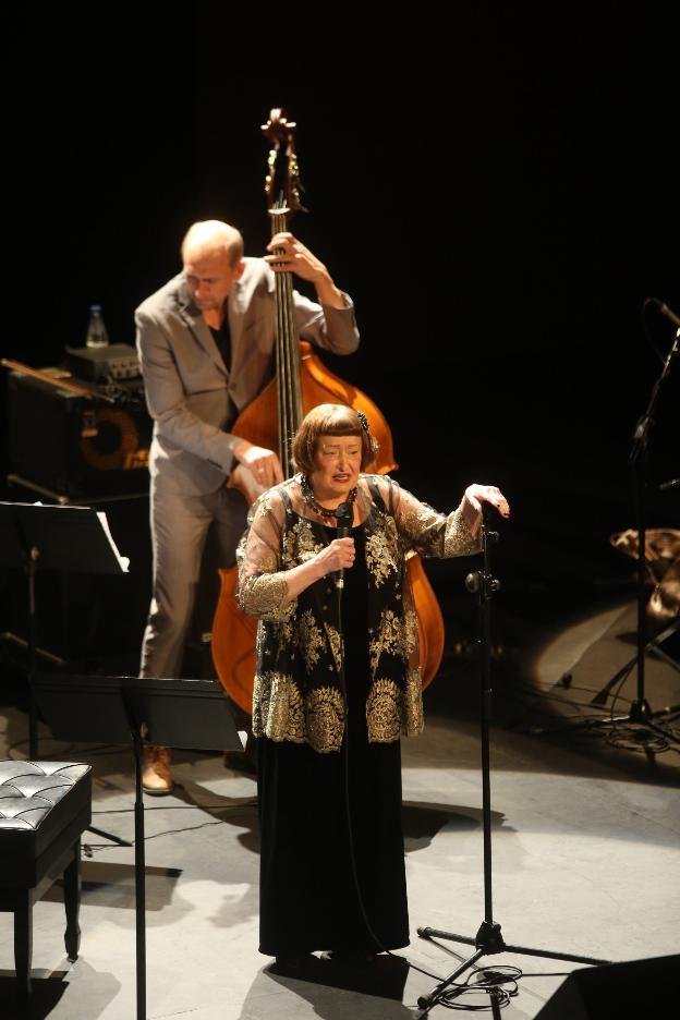 Resultado de imagen de sheila jordan festival jazz gijon