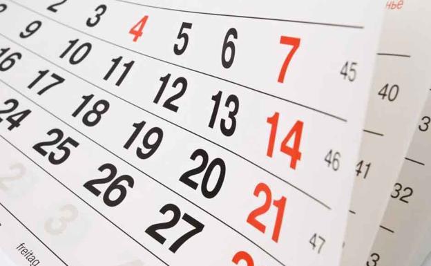 El calendario laboral de 2018 incluye diez festivos nacionales el el calendario laboral de 2018 incluye diez festivos nacionales thecheapjerseys Image collections