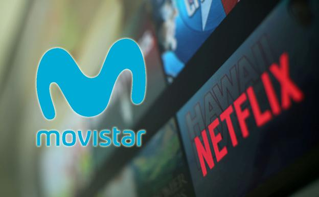 Las series de Netflix llegan a Movistar
