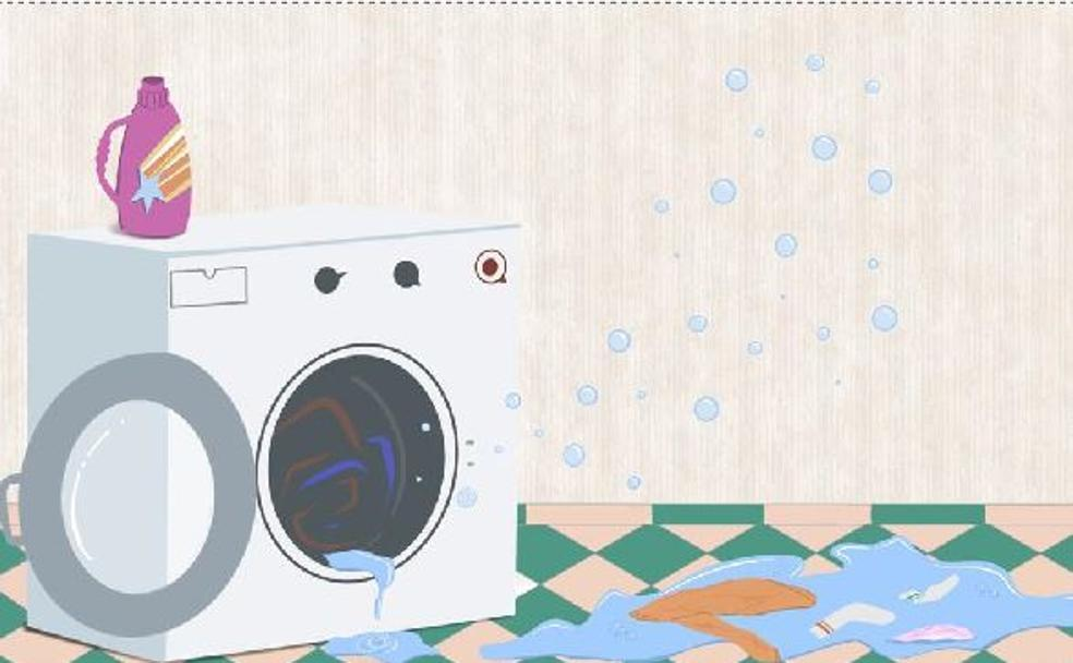 Se ha estropeado la lavadora, ¿me la arreglan?