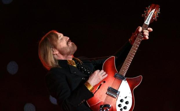 Tom Petty falleció de una sobredosis accidental al mezclar medicamentos que incluían opiáceos