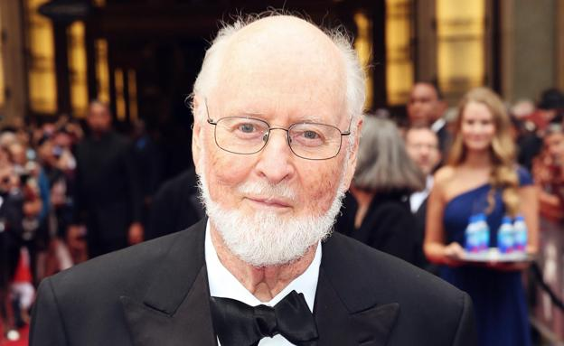 El compositor John Williams./