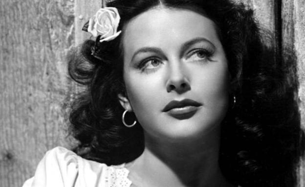 Resultado de imagen para Hedy Lamarr