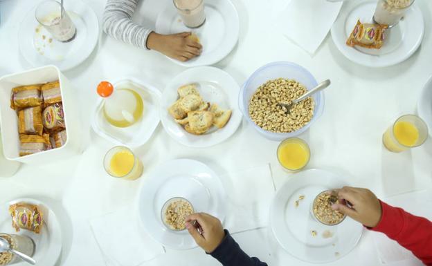 Un informe avala la calidad de los comedores escolares de Oviedo ...