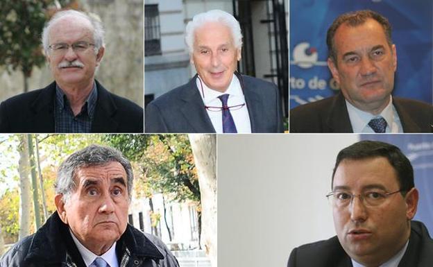 La acusación popular pide ocho años de cárcel a los principales imputados del 'caso El Musel'