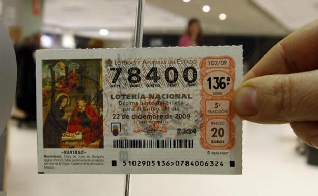 Lotería De Navidad Se Puede Cobrar Un Décimo Roto O Estropeado El Comercio
