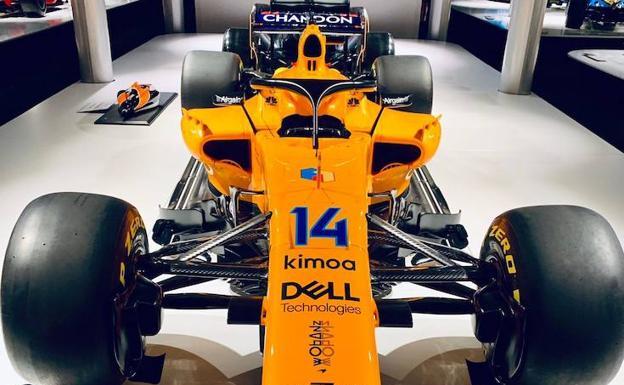 Museo Y Circuito Fernando Alonso : El último fórmula de fernando alonso se quedará en asturias el