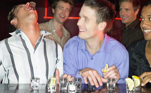 El alcohol es uno de los grandes enemigos de nuestra salud.