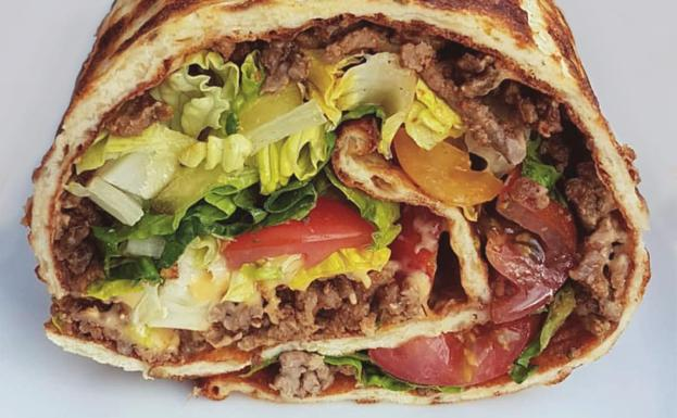 Mac Roll bajo en calorías.