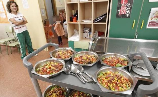 Alumnos de primero de la ESO podrán usar el comedor de colegios ...