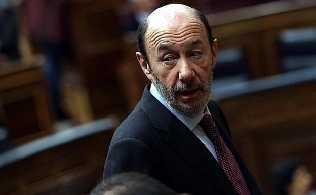 Alfredo Pérez Rubalcaba Una Vida Política En Doce Frases