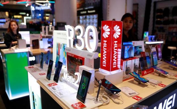 78dc6237f26 Vodafone no dará servicios 5G a los móviles de Huawei | El Comercio