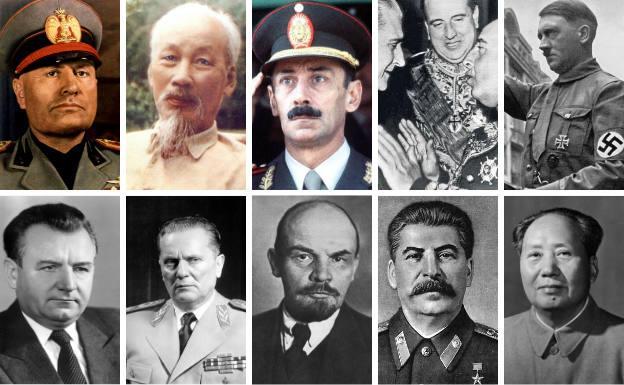 El destino final de los totalitarismos del siglo XX