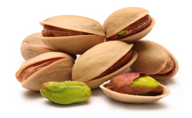 Ocho beneficios de los pistachos