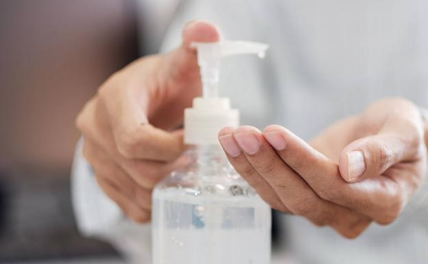 gel desinfectante: cuál es el efectivo