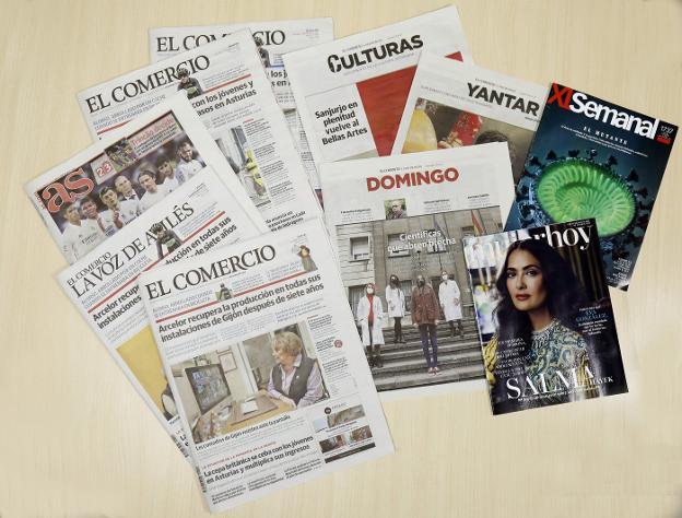 La Voz De Avilés Da Un Nuevo Impulso A Su Oferta Editorial El Comercio