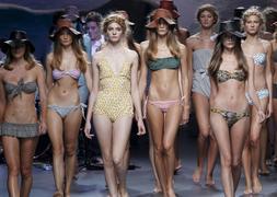 f413833f3 TCN derrocha sensualidad en Cibeles   El Comercio