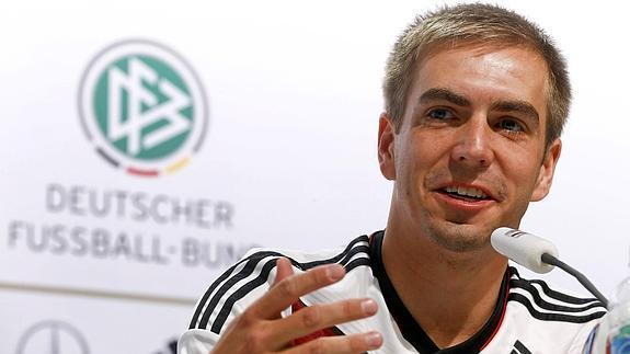 Philipp Lahm. /