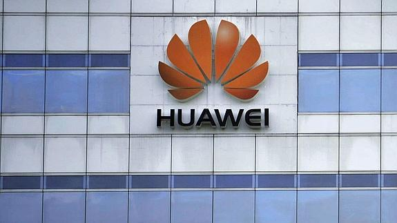 Sede central de Huawei en Shenzhen, China./