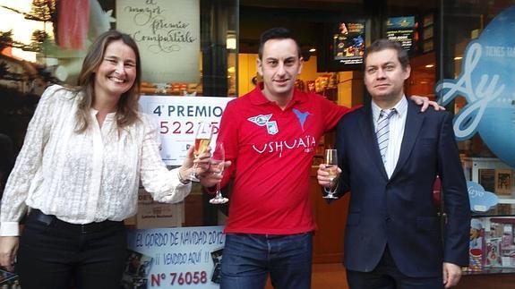 El número 52215, cuarto premio, deja 20.000 euros en Oviedo ...
