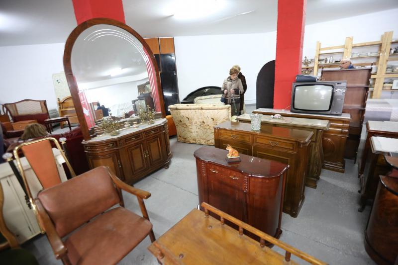 Caritas gijon recogida muebles