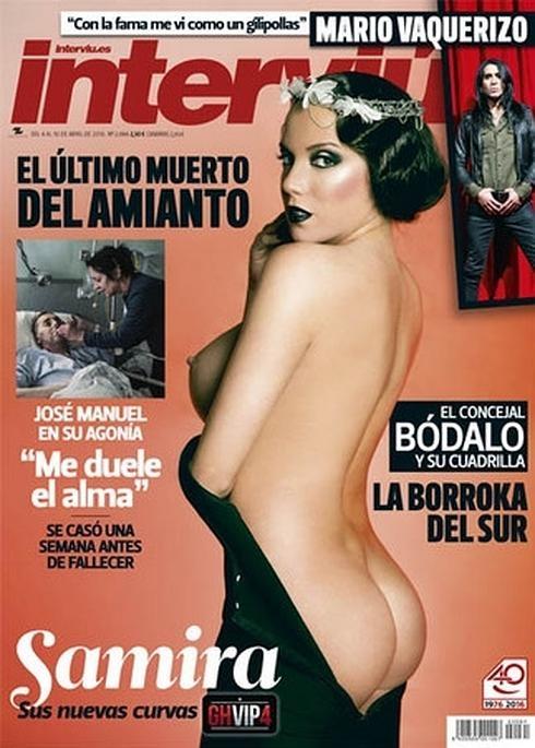 Samira Candidata A La Repesca De Gran Hermano Vip Desnuda En La