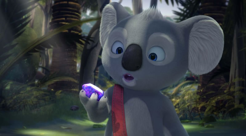 Blinky Bill, The Movie